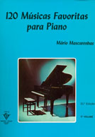 120 M�SICAS FAVORITAS PARA PIANO - VOL. 1