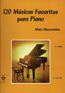 120 M�SICAS FAVORITAS PARA PIANO - VOL. 2