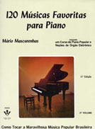 120 M�SICAS FAVORITAS PARA PIANO - VOL. 3