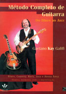 M�TODO COMPLETO DE GUITARRA - DO BLUES AO JAZZ